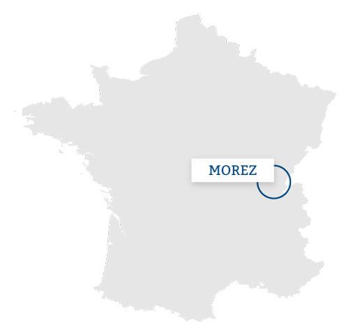 carte-france-morez-lycee-victor-berard